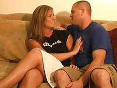Hot Girl Jerking Guy