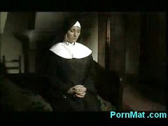 Horny big ass nun fucks a man from church- Salieri