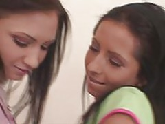 Teen Cum Swappers scene 1  Victoria Rose  Sandy Joy