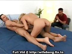 Housewife Fucks Another Man