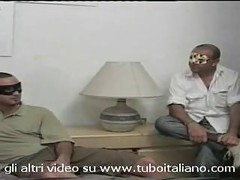Blonde Italian amateur Milf