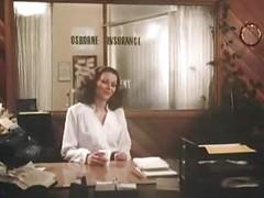 Classic Mature MILF Office Sex 2<br>