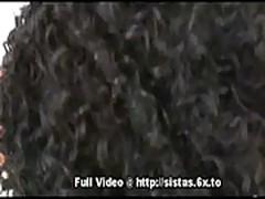 Black Sistas Eat Pussy