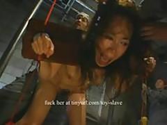 Forced bondage creampie