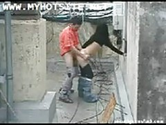 Security cam sex tape