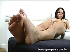 Monica Mattos Feet