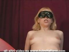 Horny Italian Milf -