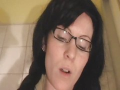 Big gushing wet orgasm