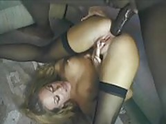 Bridgette Kerkove in 'Metal up your ass'