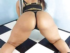 Sexy Latina Stripper<br>
