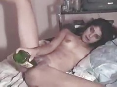 Amateur Indian Girl Toying