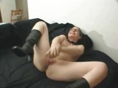 Wild masturbating dildo girls music video ST69