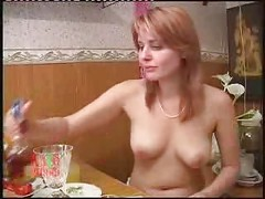 Drunk russian girls loves to play with wet pussy<br>