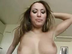 Brunette babe wet pussy