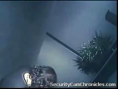 Security Camera Spy Sex<br>