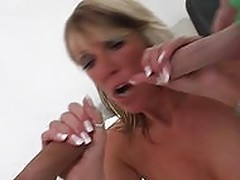 British MILF Angel Ray