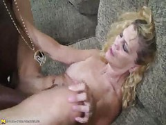 This mature slut loves her