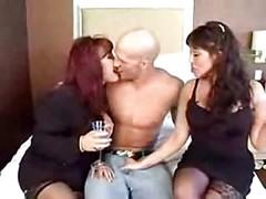 AVA DEVINE N SEXY  MILF VANESSA 3SUM<br>