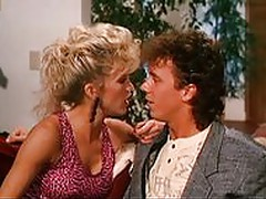 Amber Lynn and Tom Byron