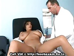 Doctor Plays With Patient