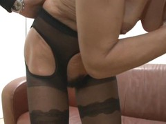 german hairy granny mature in