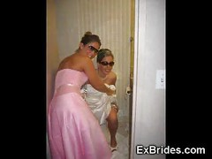 Real Slutty Ex Brides!<br>
