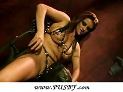 Domination Fetish - Hot Babe