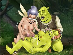 Fiona from Shrek and other