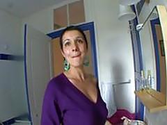 sophie mature francaise brune