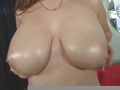 Brunette With Big Tits Gets Fucked