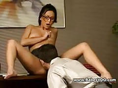 Avena lee fucking in office