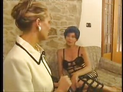 Italian Orgy With Mature Moms