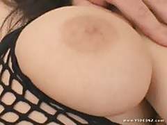 Busty Kristi Love Enjoys Hard Banging