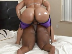bbw black big butt ass