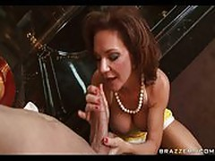 Big Titted Mommy punishes her
