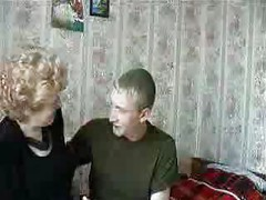 Russian mom son<br>