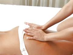 kyla+puma lesbian massage seduction