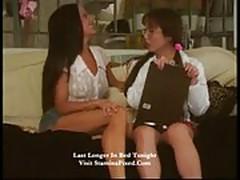 Fujiko - the hot babysitter