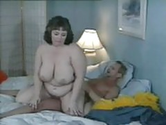 Mguire Punishes Brunette BBW