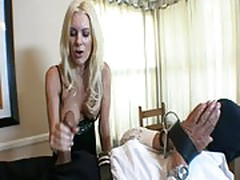 Brandi Edwards Handjob Humiliation