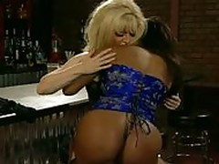 Nina Hartley and Diana Devoe
