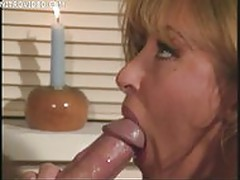 Jill Kelly sucks and fucks