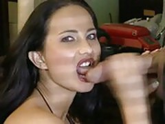 Sexy european Bitch anal sex