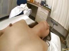 Arisa Ebihara nipples are