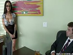 Angelina Valentine   A Real Office Whore