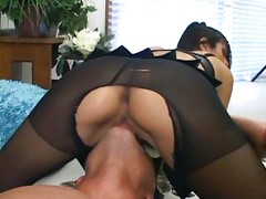Shy Love pantyhose sex<br>