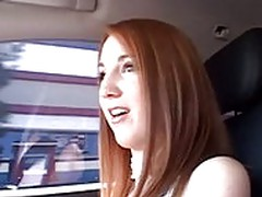 Stephanie Red Head POV Fuck