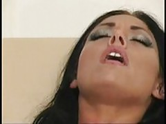 Dillan lauren machine dildo