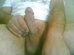mine turkish piercing cock- piercingli turk siki