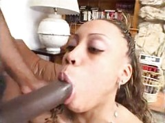 Horny Tight Black Pussy<br>